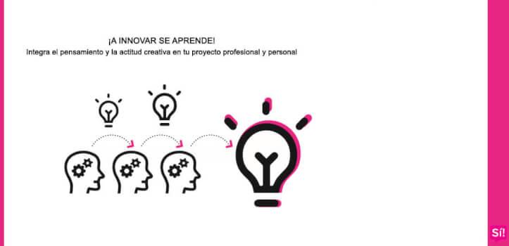 Talleres para aplicar el pensamiento creativo en tu empresa