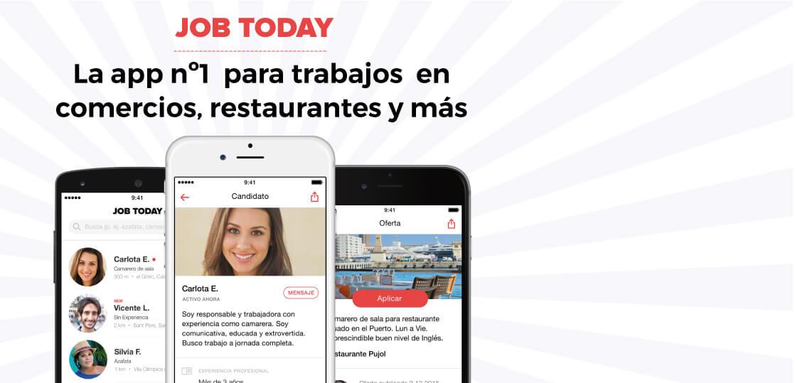 Publicar tus ofertas de empleo en JobToday
