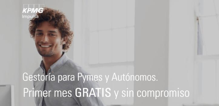 Gestoría para Pymes y Autónomos. Primer mes GRATIS y sin compromiso