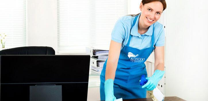 Tu oficina limpia con productos ecológicos