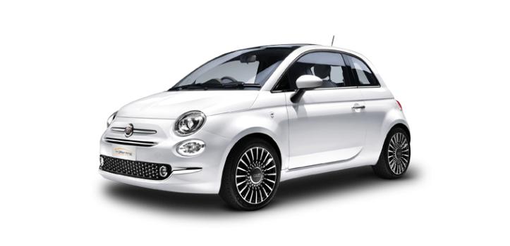Renting de Fiat 500 1.2 8V