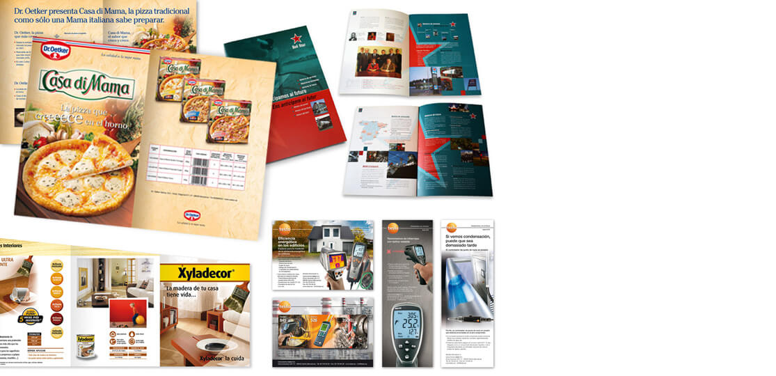 Desarrollo de diseño gráfico y estrategia de comunicación