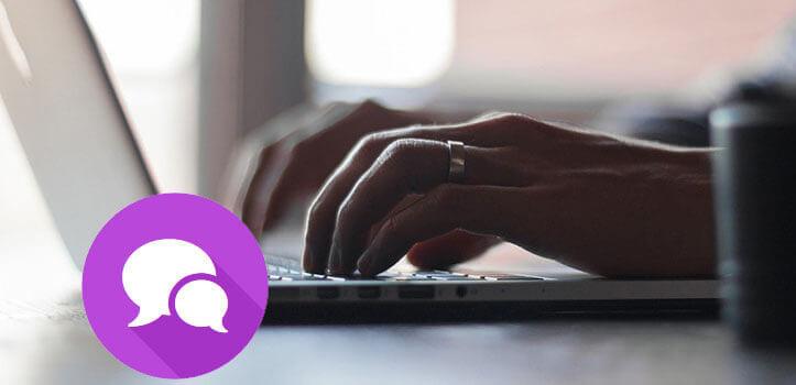 Gestión del chat de tu web