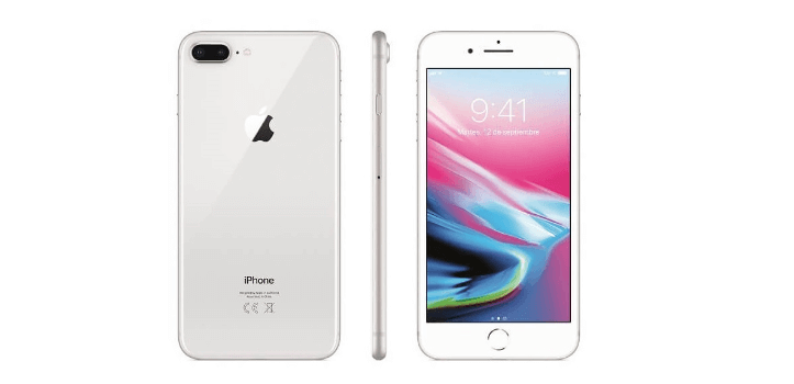 Renting de iPhone 8 Plus
