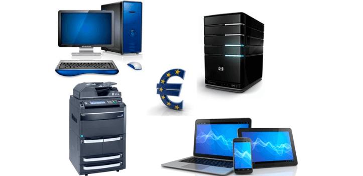 Renting de ordenadores e informática