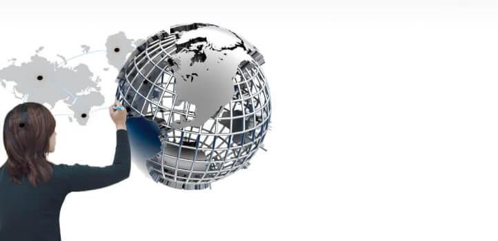 Internacionalización de negocio
