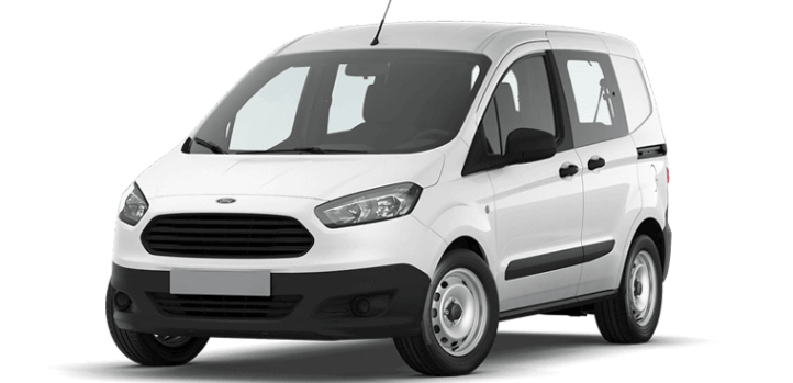 Renting de Ford Transit Courier