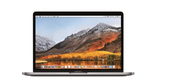 Renting de Macbook Pro 13