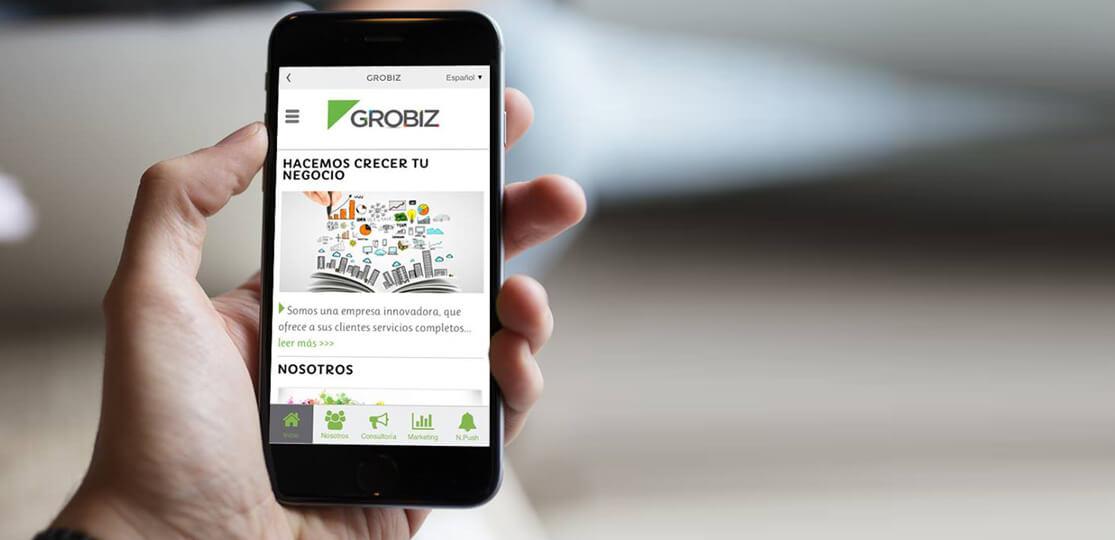 Web apps para empresa