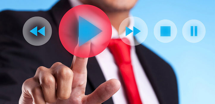 Selección de candidatos con soporte vídeo