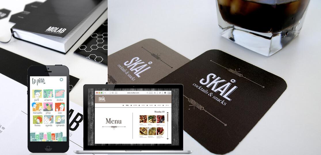 Packs de diseño para tu logotipo y papelería corporativa