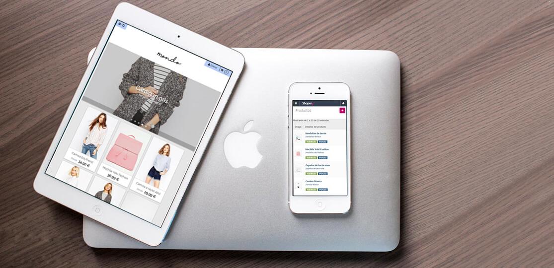 Plataforma para crear tu tienda online
