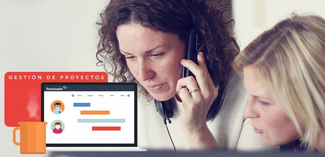 CRM y facturación online fácil de usar para PYMES