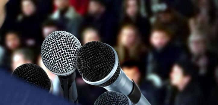 Aprende oratoria y supera tu miedo escénico