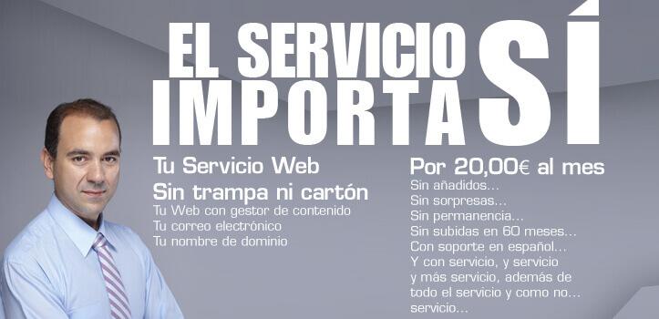 ¡Ya puedes tener tu web corporativa GRATIS!