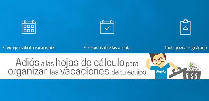 Gestiona con Woffu las solicitudes de vacaciones de tus empleados