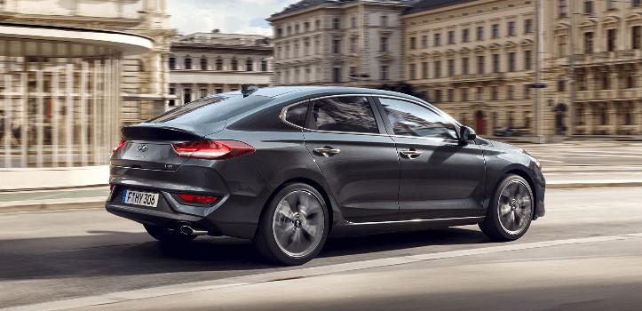 Renting de Hyundai i30 Fastback