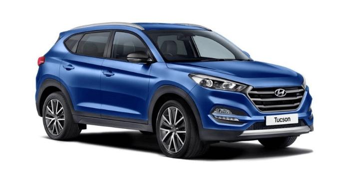Renting Hyundai Tucson 1.7 CRDI