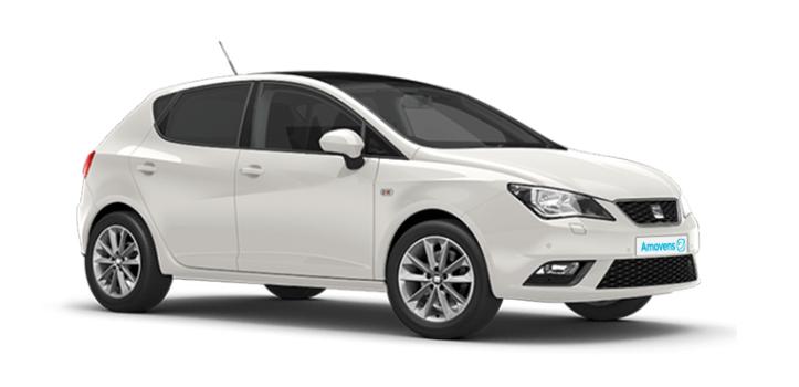 Renting de SEAT Ibiza 1.0 TSI Style