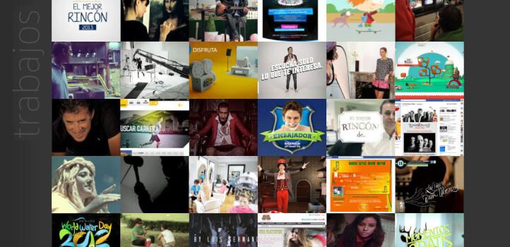 Todo tipo de proyectos creativos audiovisuales, digitales e interactivos