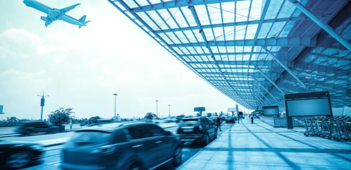Parking alternativo en Barajas, Atocha y Chamartín