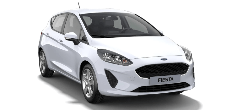 Renting de Ford Fiesta