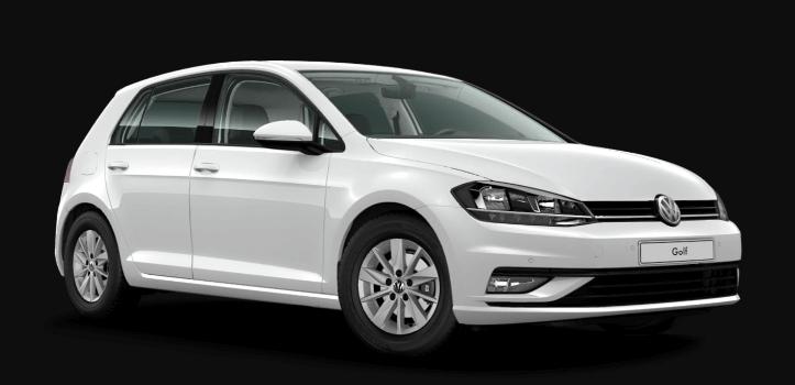Renting de Volkswagen Golf 1.0 TSI