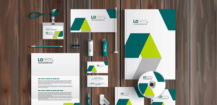 Pack de diseño corporativo