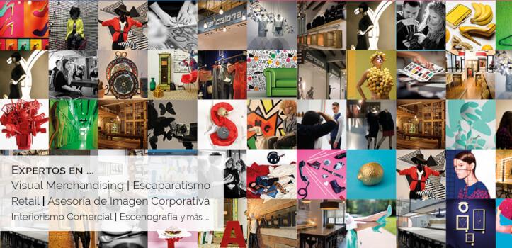 Formación profesional para Visual Merchandaising y Escaparatismo