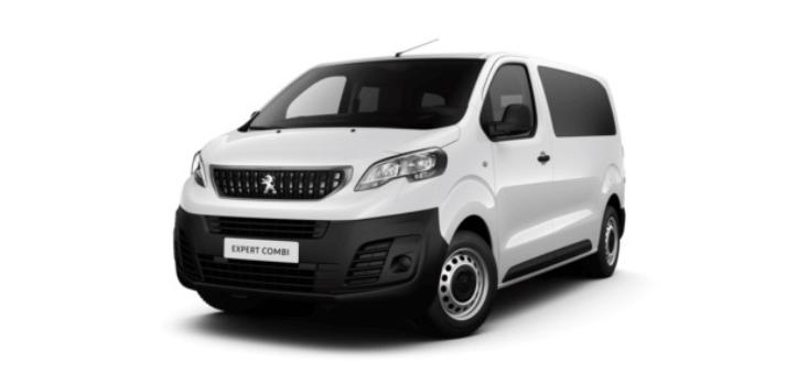 Autodisa - Renting Peugeot Expert Combi BlueHDI