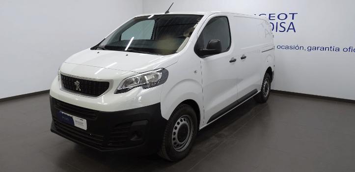 Autodisa - Renting Peugeot Expert Furgón BlueHDI
