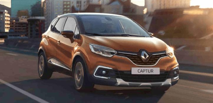 Renting de Renault Captur TCe 90 CV