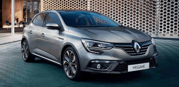Renting de Renault Mégane TCe 115 CV