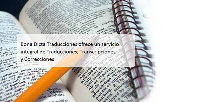 Confía en una gran agencia de traducción y corrección de textos