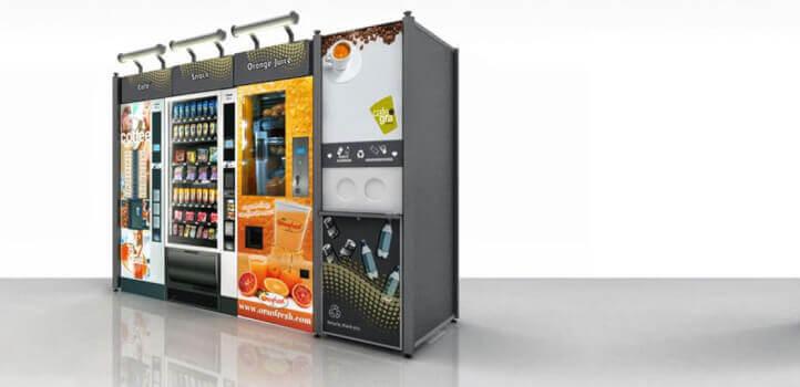 Máquinas de vending para tu empresa