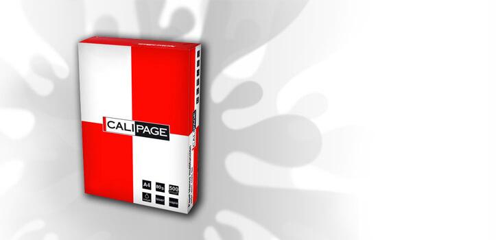 25 paquetes de papel CALIPAGE y... ¡Todo lo que necesites!