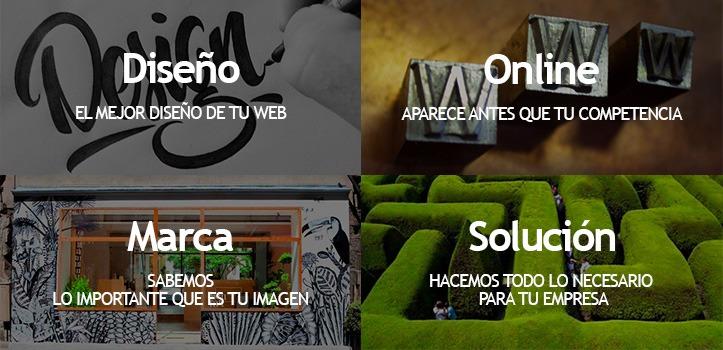 Web responsive de diseño para tu empresa