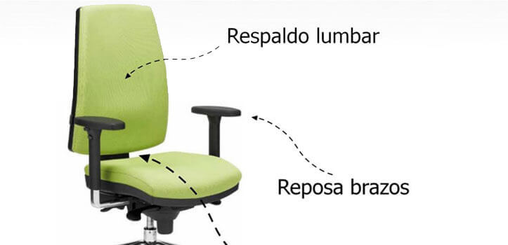 Material y mobiliario de oficina