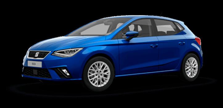 Renting de SEAT Ibiza 1.6 TDI