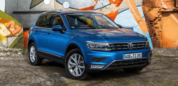 Renting de Volkswagen Tiguan 2.0 TDI