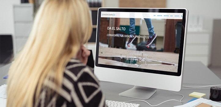 Diseño web wordpress, responsive y con el SEO optimizado