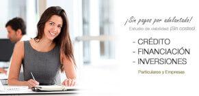 Financiación para tu empresa