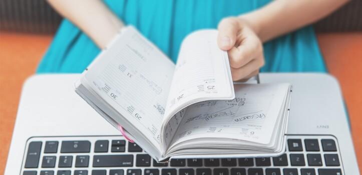 Agendas personalizadas para tus trabajadores o para tus clientes