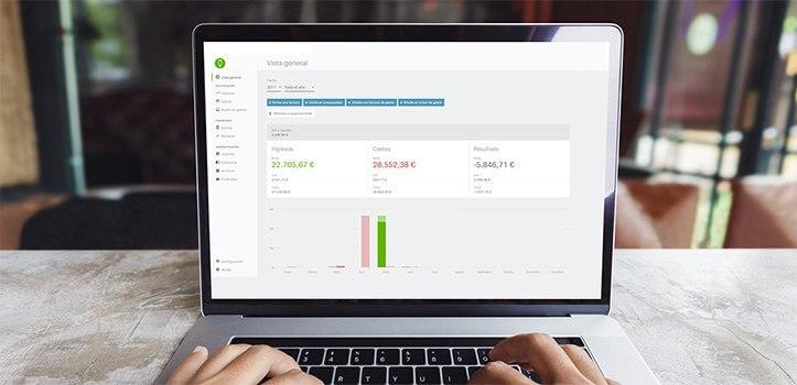 Quipu: programa de facturación online para tus tareas administrativas