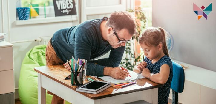 Aplicación online para los empleados padres. ¡Sé una empresa RSC!