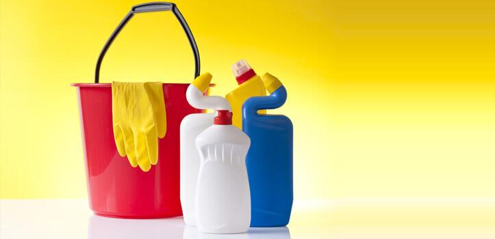 Productos y maquinaria de limpieza