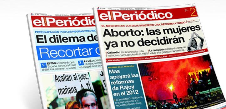 Suscripción anual a El Periódico