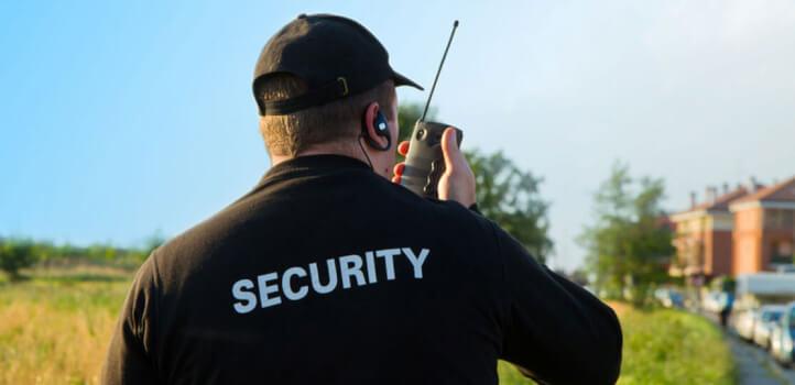 Seguridad privada fija o esporádica