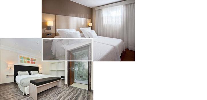 Todo tipo de mobiliario para hoteles