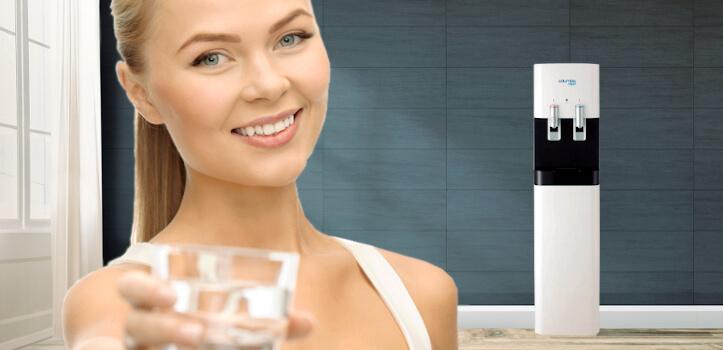 Fuentes de agua filtrada